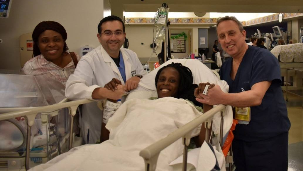 Texas woman births 3 sets of twins in 9 minutes. Phew!