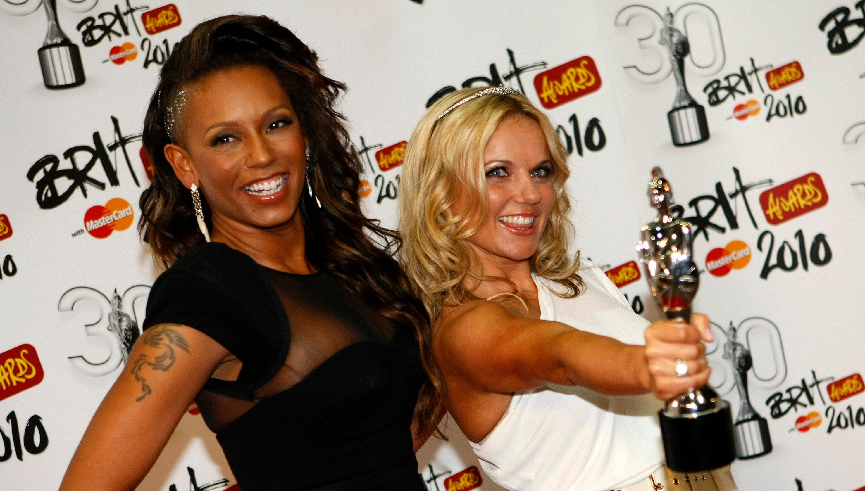Spice Girls' Mel B plays down tryst and post-interview phone call with Geri Halliwell