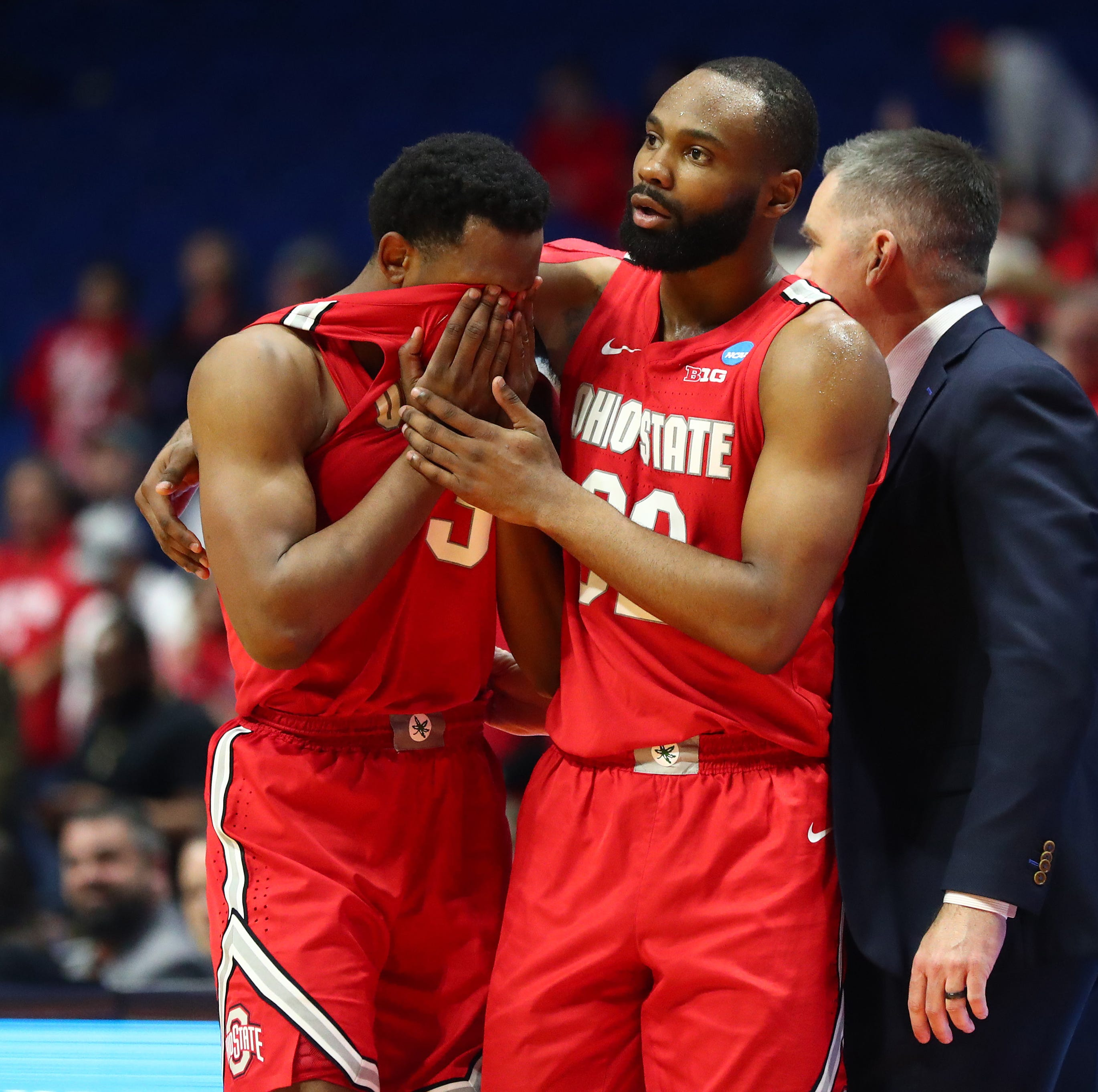 McCurdy: Better days coming for basketball Buckeyes