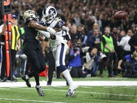NFL tweaks pass interference replay rules to make inside 2 minutes, OT subject to 'stricter criteria'