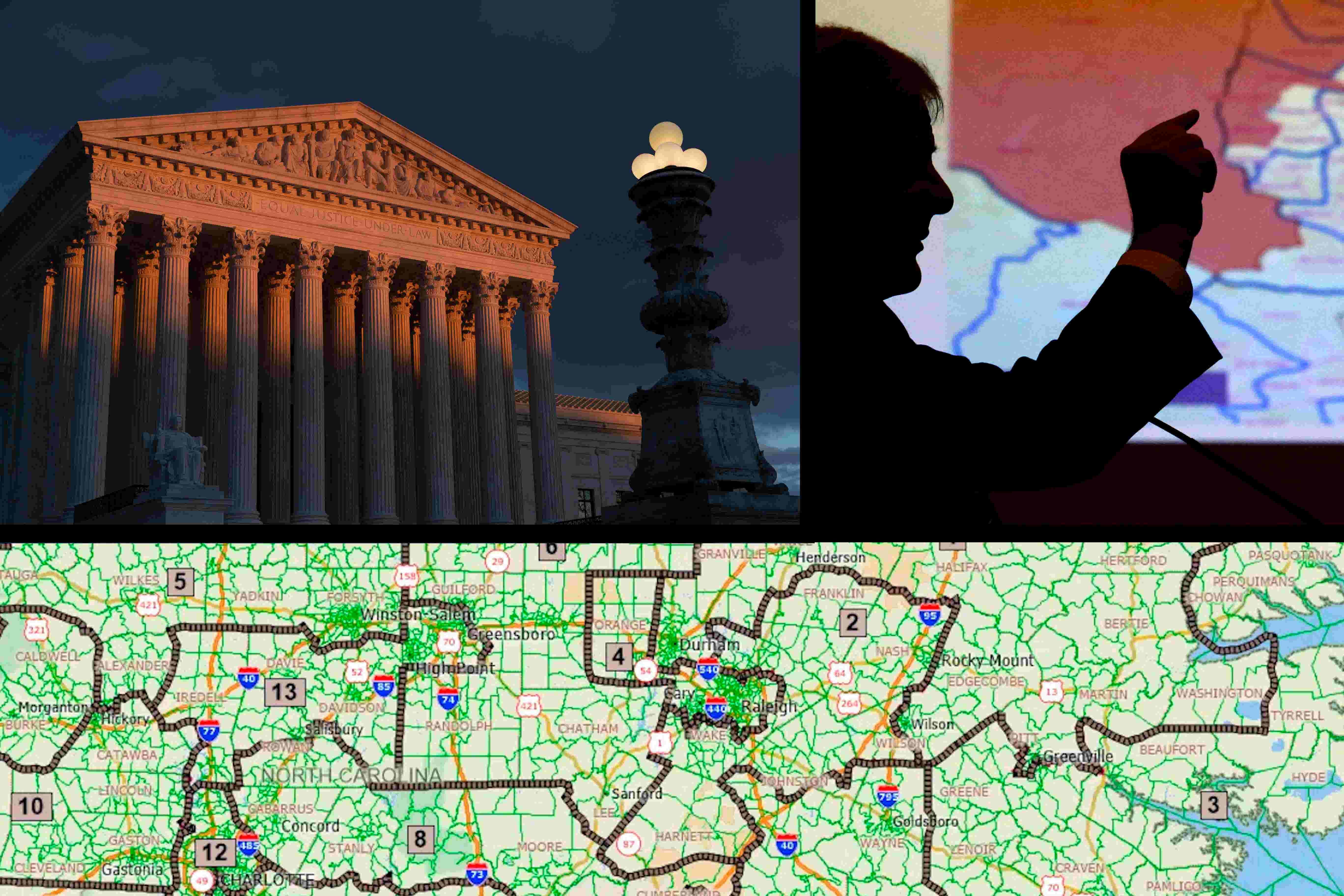 Gerrymandering: 'Packing' and 'Cracking,' the meat and potatoes of partisan  redistricting
