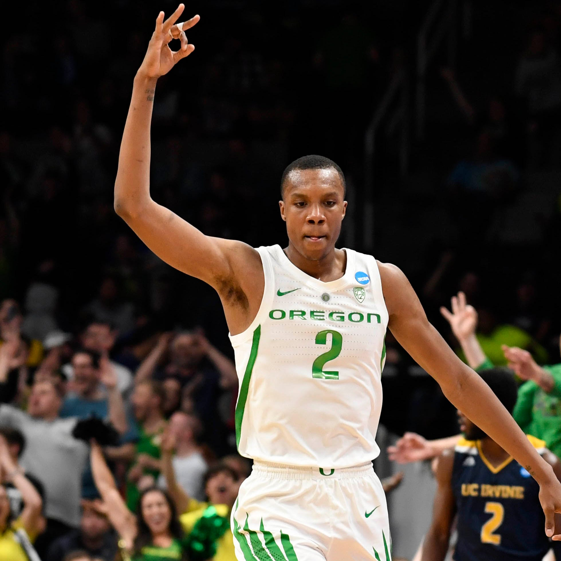 Louis King: 3 things to know about the Oregon basketball player