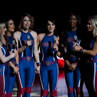 2018-19 NBA season: Cheerleaders, mascots and fans