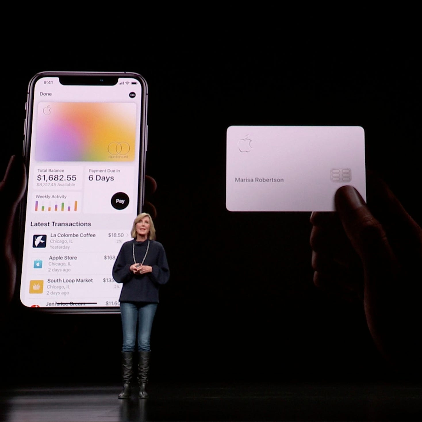 What's in your wallet? Apple wants you to add an Apple Card credit card, coming in summer