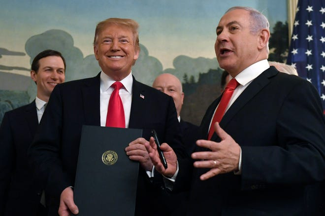 How Donald Trump, Benjamin Netanyahu benefit from close relationship