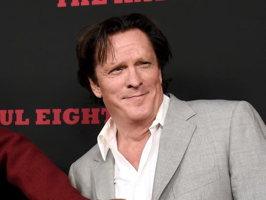 Actor Michael Madsen charged with DUI after hitting pole with SUV