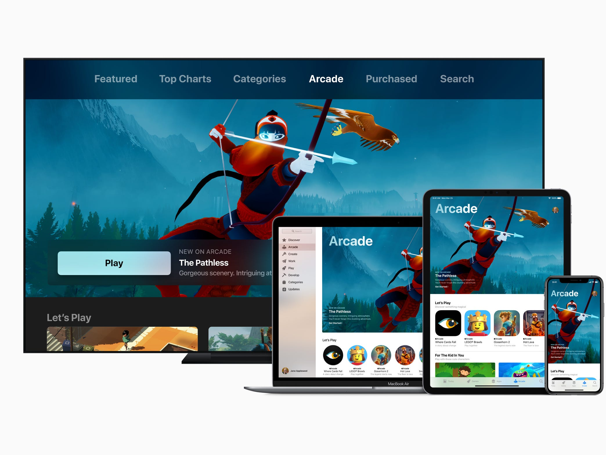 Apple Arcade brings Apple into gaming with new subscription service