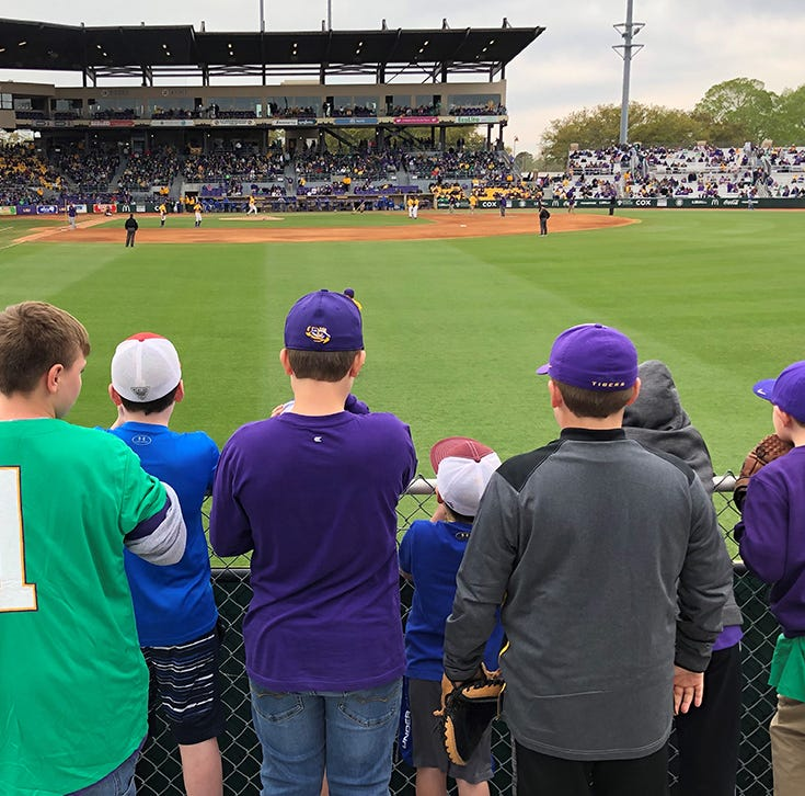 Antoine Duplantis keeps LSU baseball tradition going
