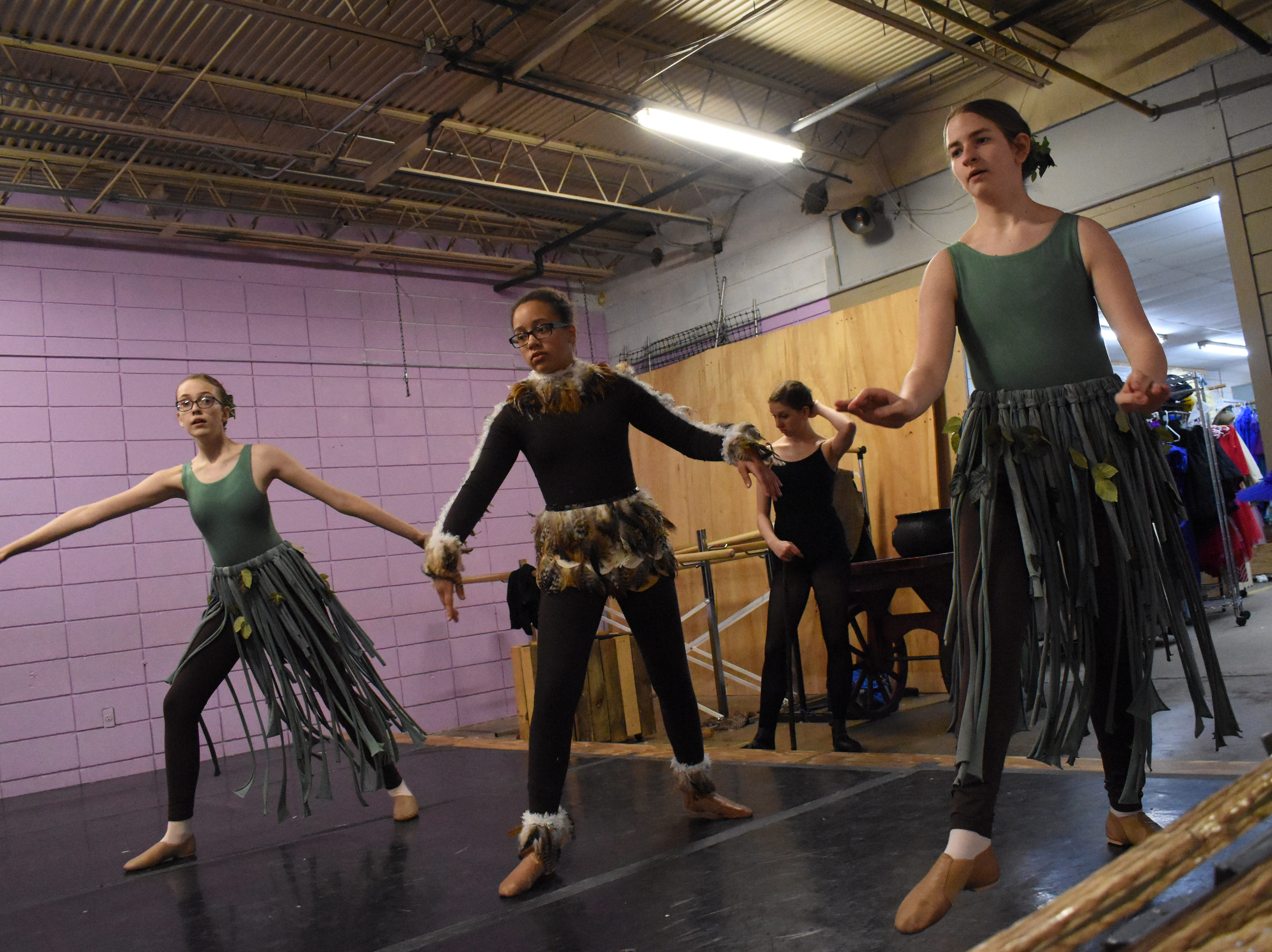 """The Red River Dance Theatre Company will present their spring ballet, """"Snow White and Seven Dwarfs"""" at 7 p.m. Friday, March 29, 2019 and Saturday, March 30 and at 2 p.m. Sunday, March 31. The ballet will be at the Kress Theater in downtown Alexandria.ÊTickets are $10 for children and seniors and adult tickets are $13. Tickets can be purchased at theÊwww.redriverdance.org.""""Snow White and the Seven Dwarfs"""" is a fairy about a young princess, Snow White. Her evil step-mother, the Queen, is jealous of Snow White beauty and becomes angry after her magic mirror declares Snow White """"fairest in the land."""" The Queen orders a huntsman to kill Snow White. The huntsman takes pity on Snow White and lets her go. Snow White is sent into the forest where she is found by seven dwarfs with whom she lives. The Queen later finds outÊthat Snow White is still alive and then plots to kill Snow WhiteÊherself."""
