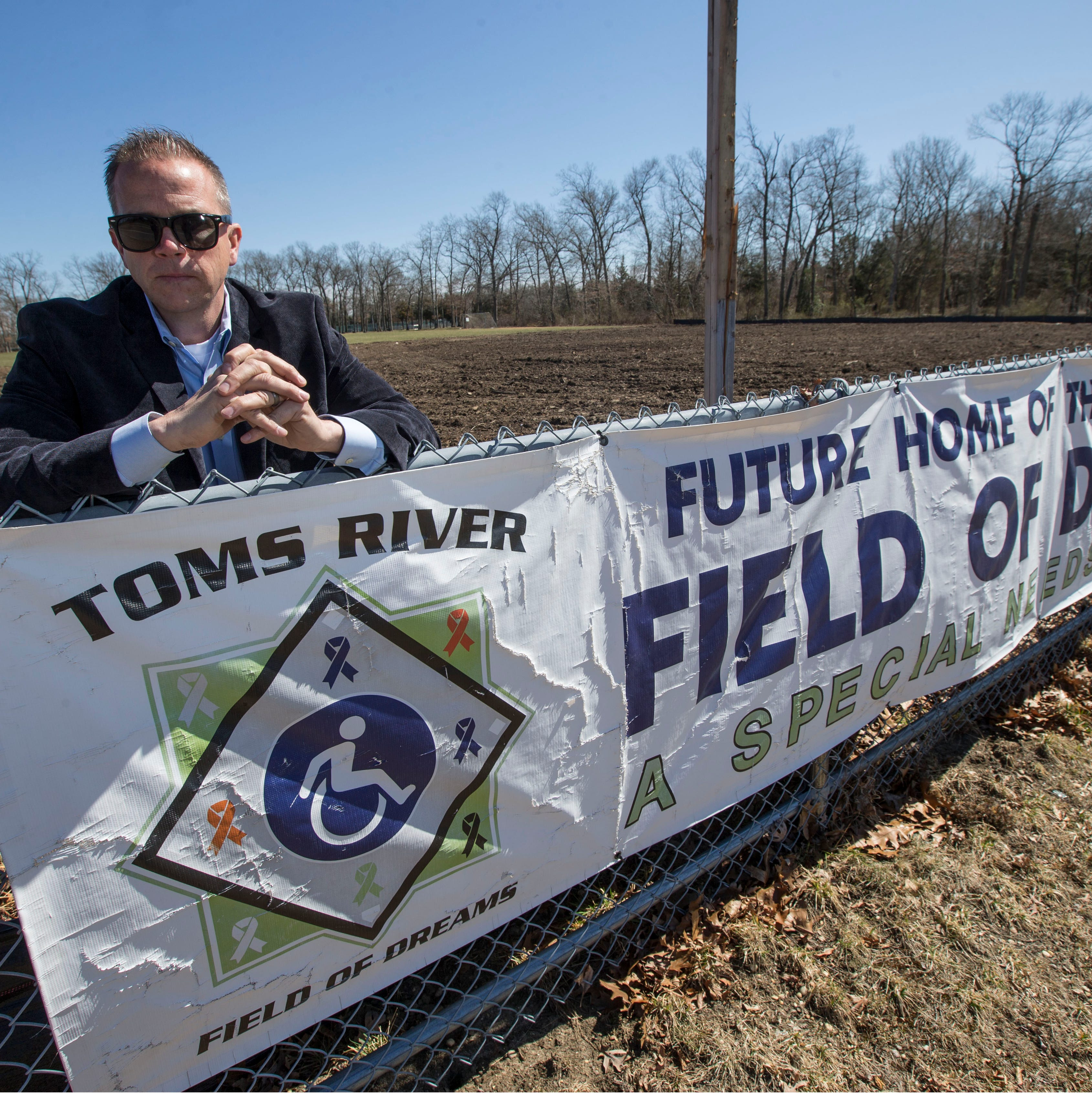 Toms River Field of Dreams: From trial to triumph as finish line nears