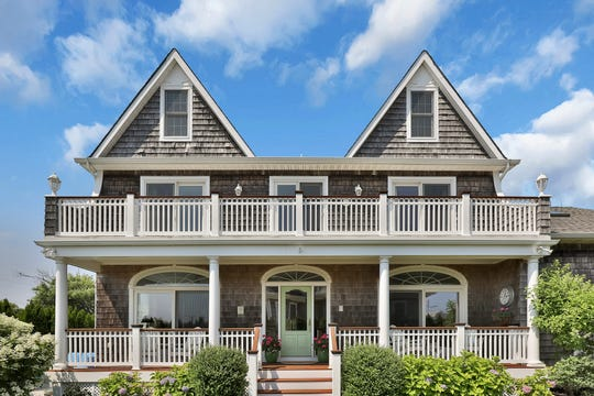 Beautifully maintained home at 944 Ocean Avenue in Mantoloking.