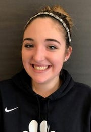 Brenna Byrne of Point Pleasant Boro High School
