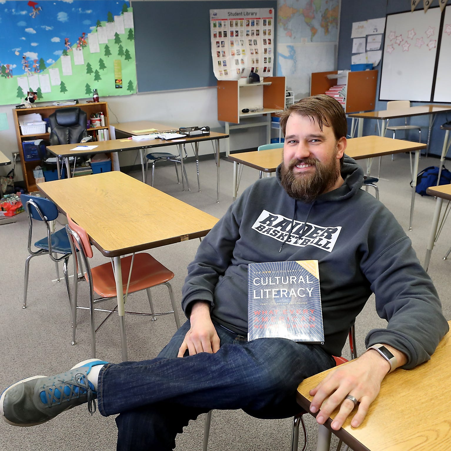 "Central Kitsap special education teacher to compete on ""Jeopardy!"""