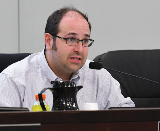Brevard County Commission Vice Chair Bryan Lober is pushing for restrictions on the sale of cats and dogs in Brevard County pet stores.