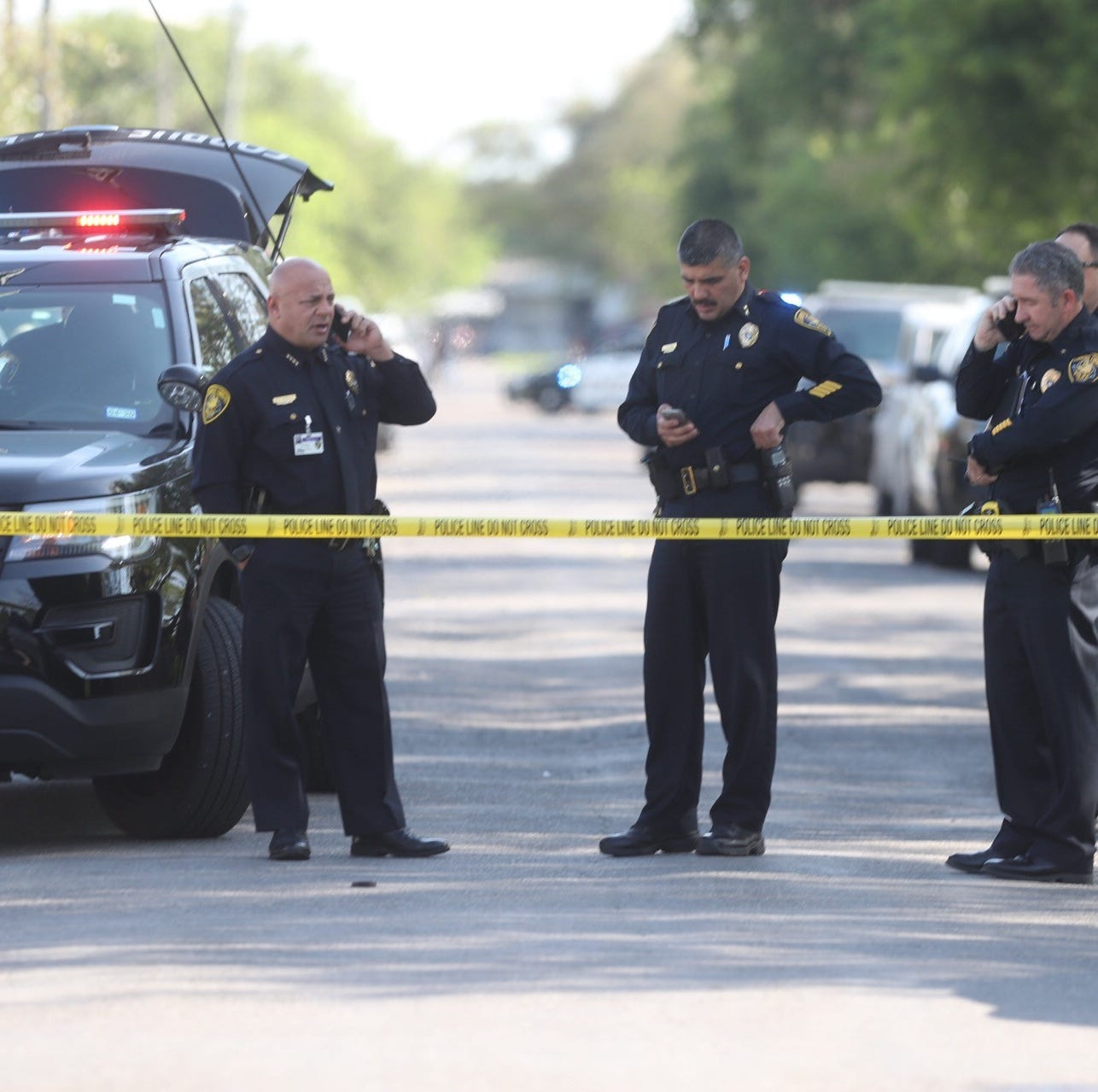 Man shot in officer-involved shooting in Northside Corpus Christi