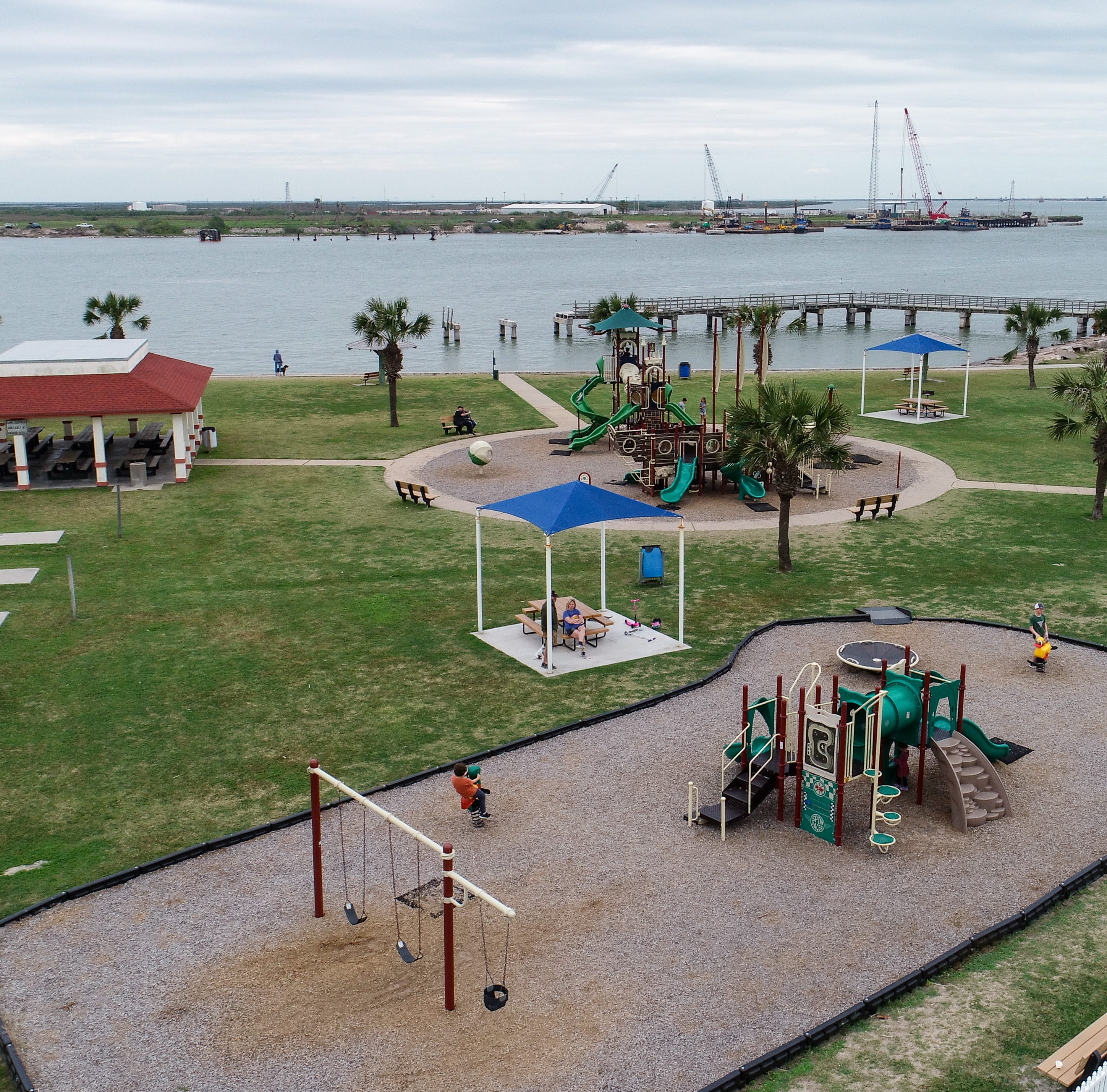 Port of Corpus Christi moves forward with lease to build crude oil terminal on Harbor Island