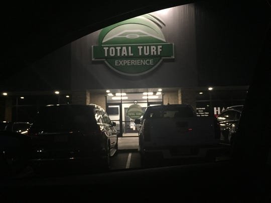Total Turf Experience is an indoor/outdoor sports and entertainment venue in Mantua. Neck of the Woods Brewing Co. will be located behind the facility.