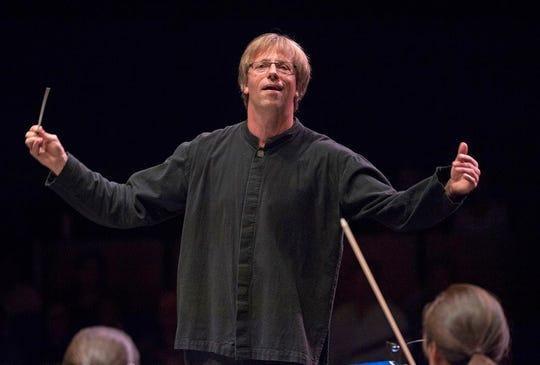 Eckart Preu, music director of the Cincinnati Chamber Orchestra
