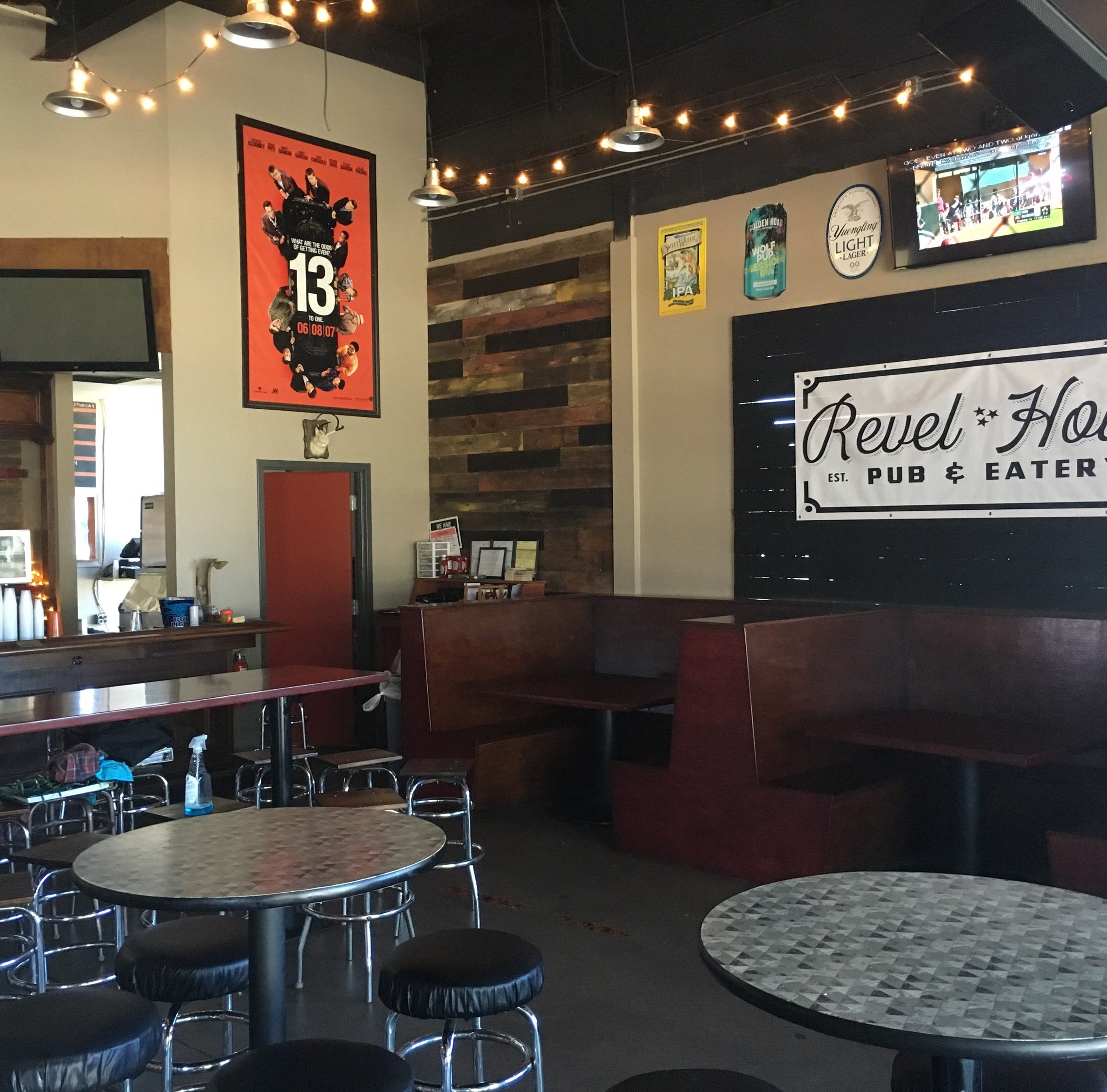 Revel House Pub & Eatery opens in downtown Clarksville