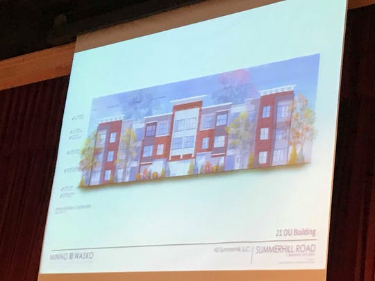 The East Brunswick Planning Board hearing continues on a proposedmixed use developmenton the corner ofSummerhill and Old Stage roads.
