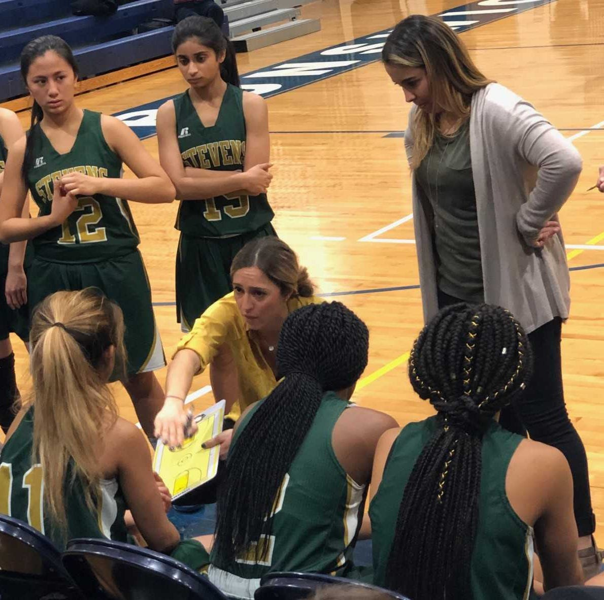 NJ girls basketball: J.P. Stevens' Field is HNT Coach of the Year