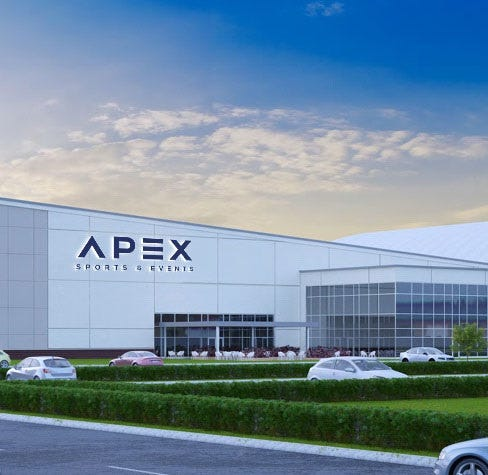 Hillsborough: Apex sports complex expected to open in fall