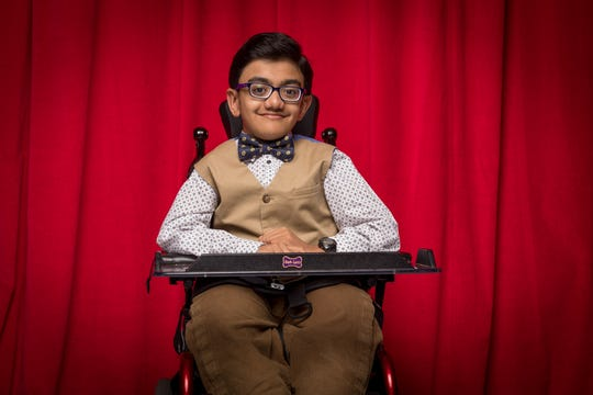 Diagnosed at birth with Osteogenesis Imperfecta, otherwise known as Brittle Bone disease, Sparsh Shah is a musical prodigy and motivational speaker inspiring millions on social media and in person.