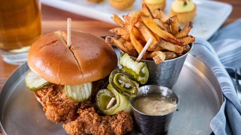 A Jordan Creek restaurant is showcasing Iowa cuisine, a doughnut robot and crazy shakes