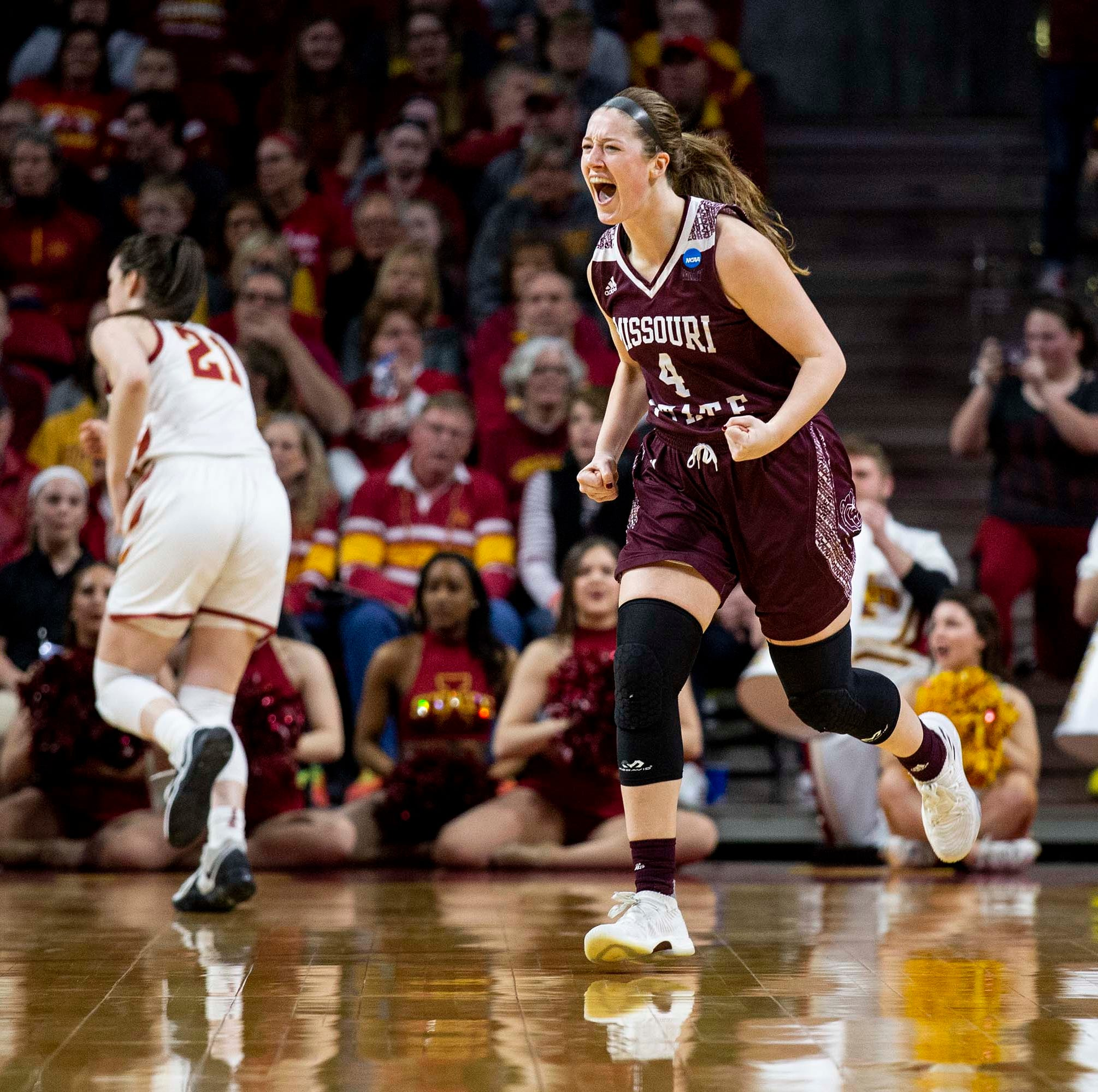 MSU Lady Bears advance to Sweet 16 with win over Iowa State