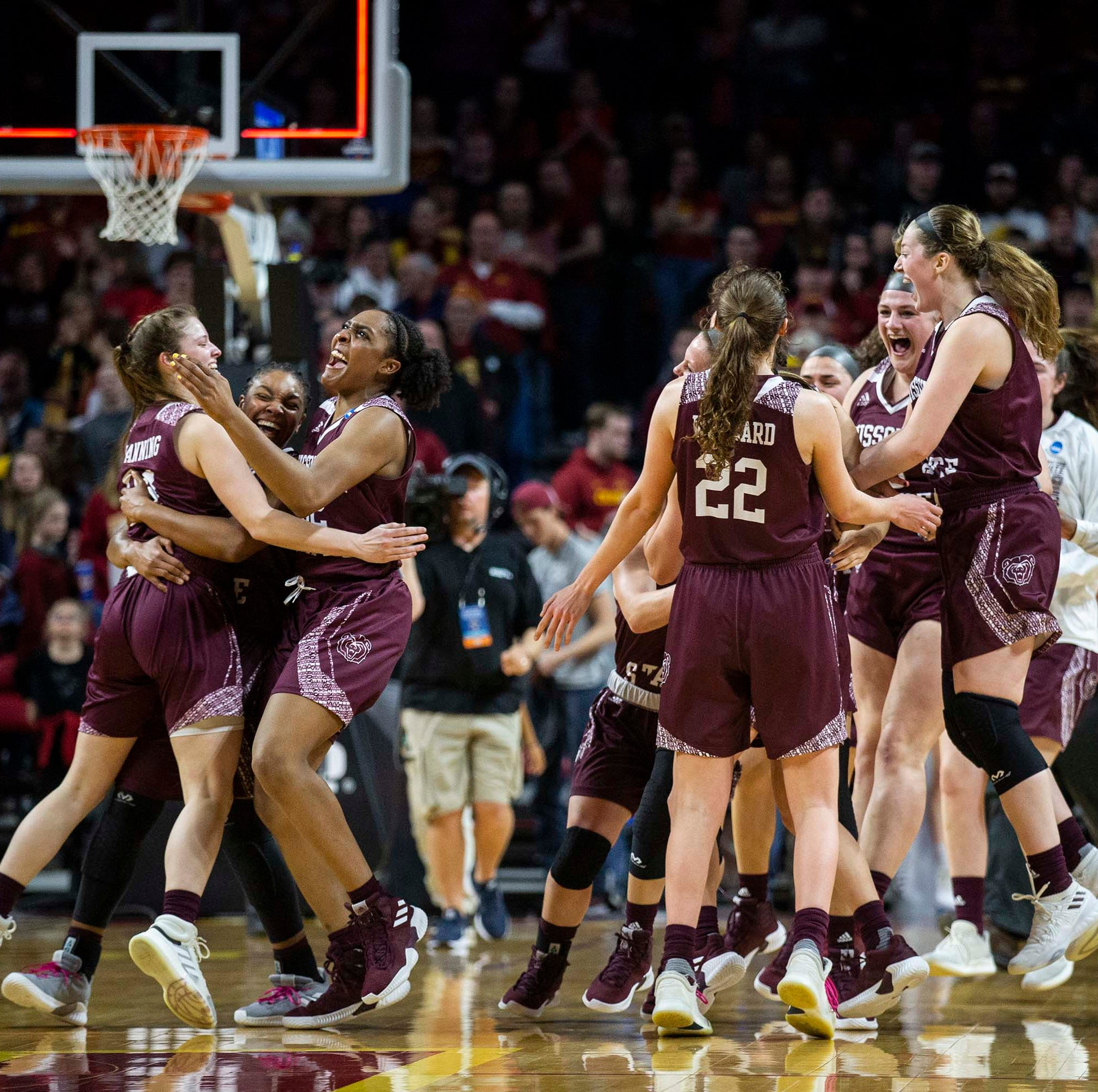 'A dream come true': MSU Lady Bears claim Cinderella role after advancing to Sweet 16