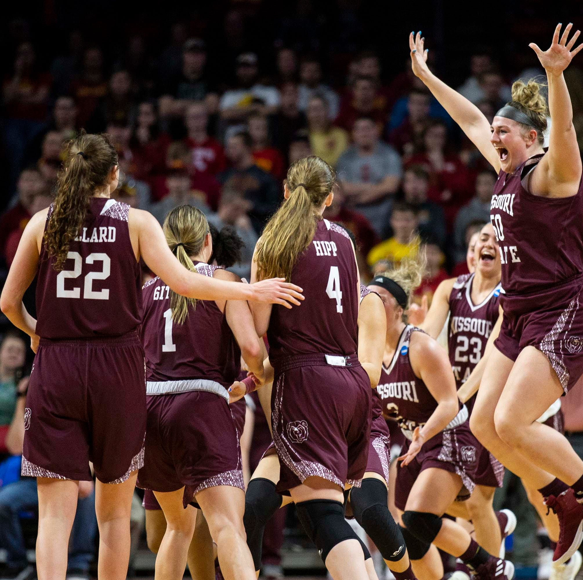 How the nation reacted to the Missouri State Lady Bears advancing to the Sweet 16