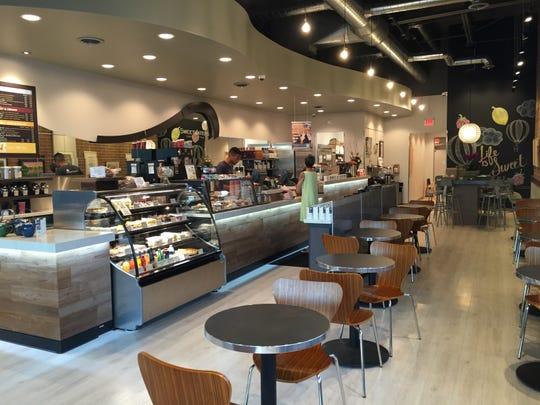 Sweetwaters Coffee & Tea will open in Jordan Creek Town Center on April 20.
