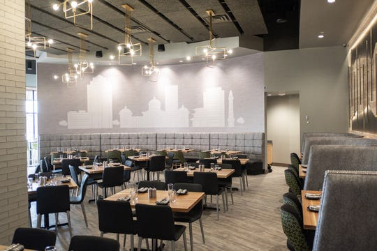Union 29 is a new restaurant at Jordan Creek Town Center near Cinemark 20. It features Midwestern inspired dishes and local craft beers.