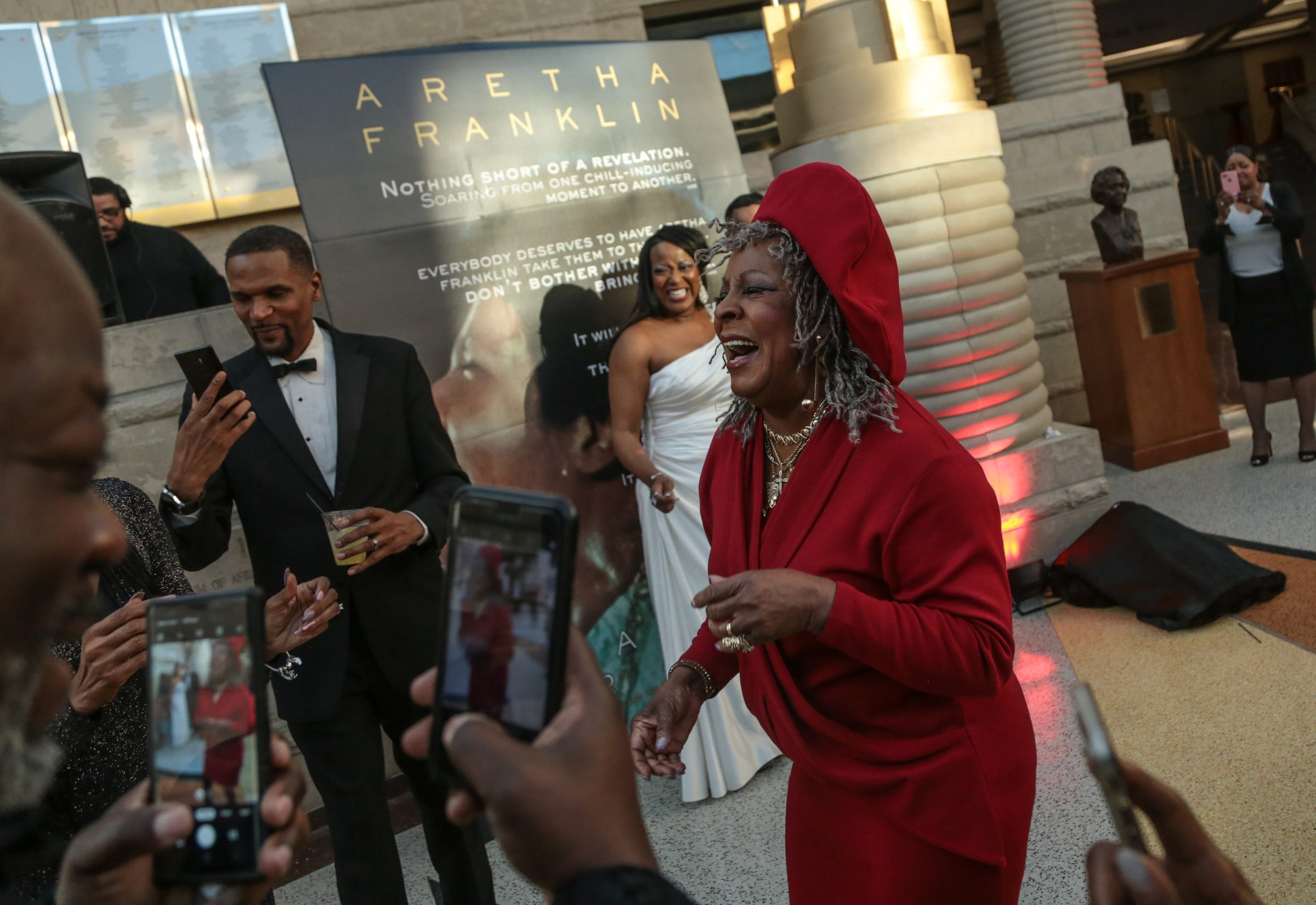 Aretha Franklin's 'Amazing Grace' film: Detroit premiere is 'back to ground zero'