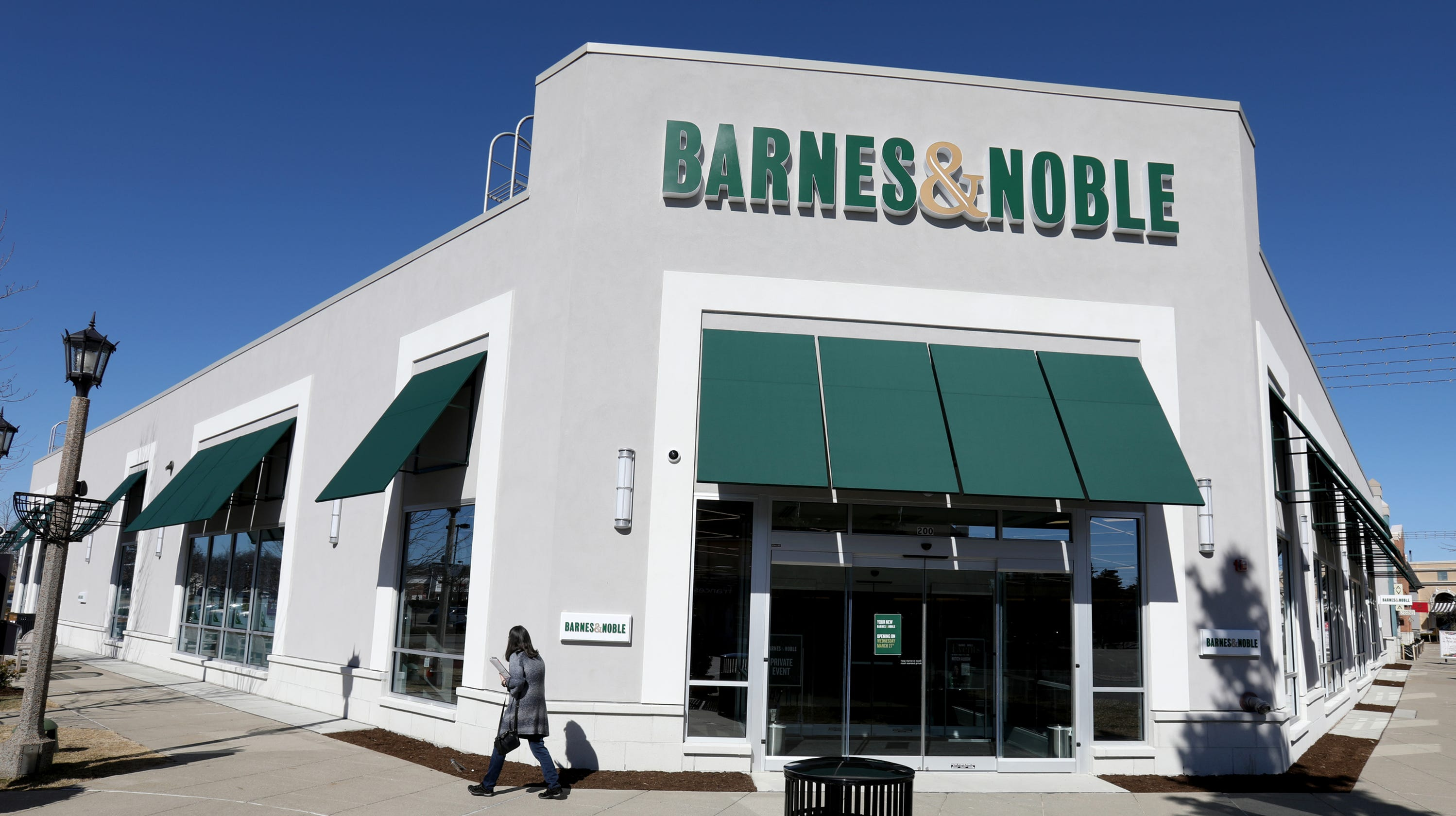 Barnes & Noble to open prototype bookstore in Rochester Hills