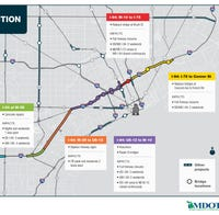 MDOT: I-94 road construction expected tie up downtown