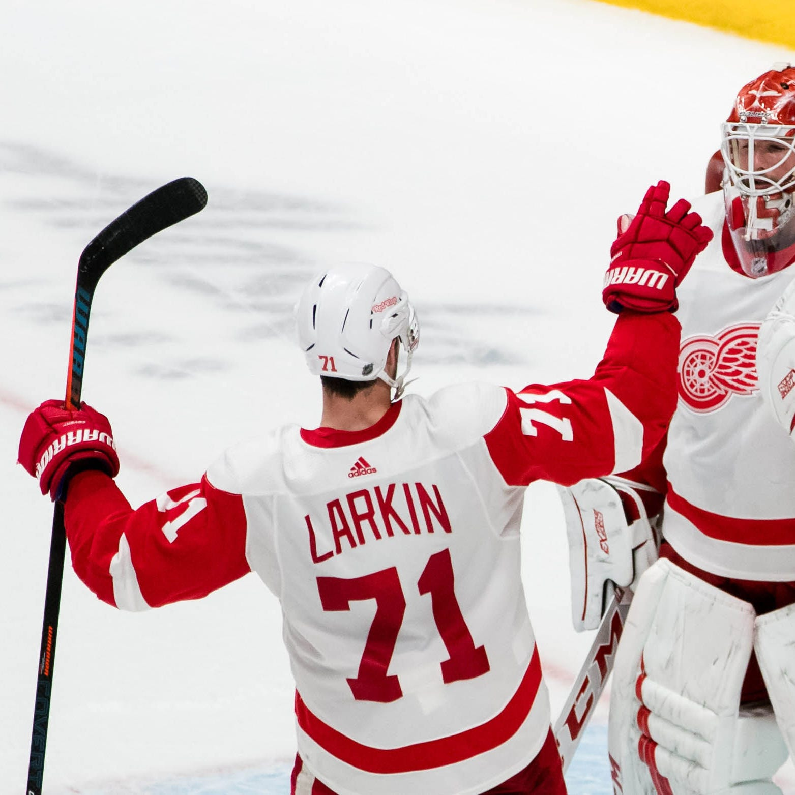 Detroit Red Wings showing '60 minutes of hell' with patchy lineup