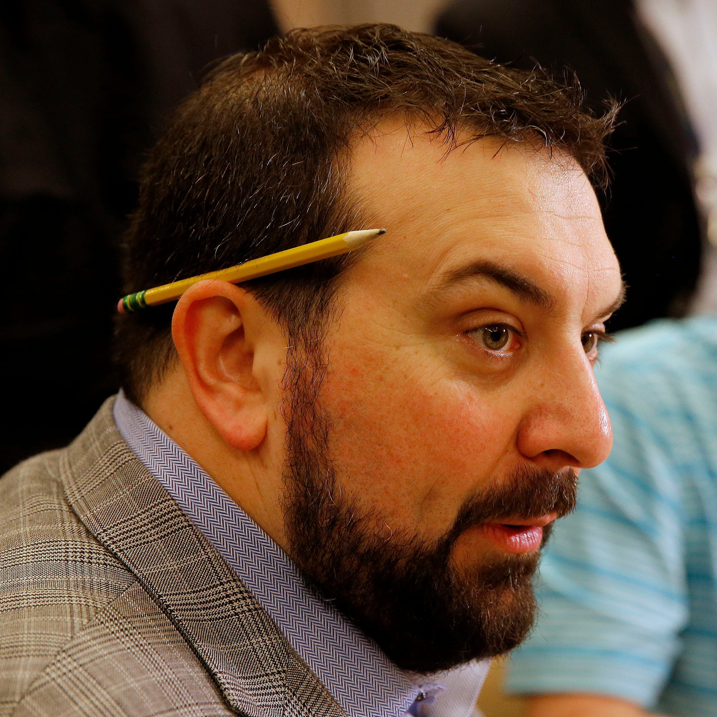 Which Lions are buying into Matt Patricia? Coach says 'we find out' when we win