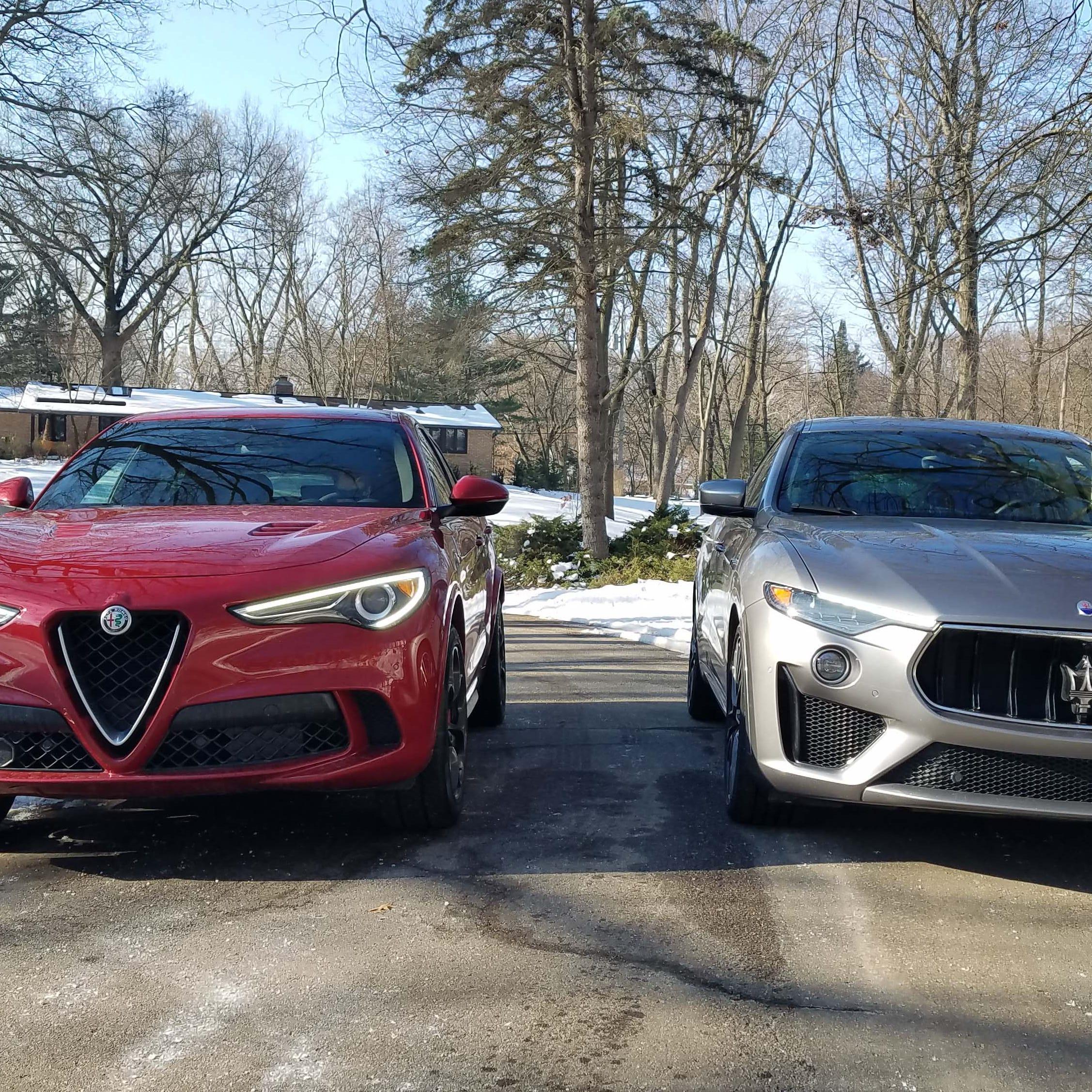 Payne: Which SUV is more Italian? Maserati Levante vs. Alfa Stelvio