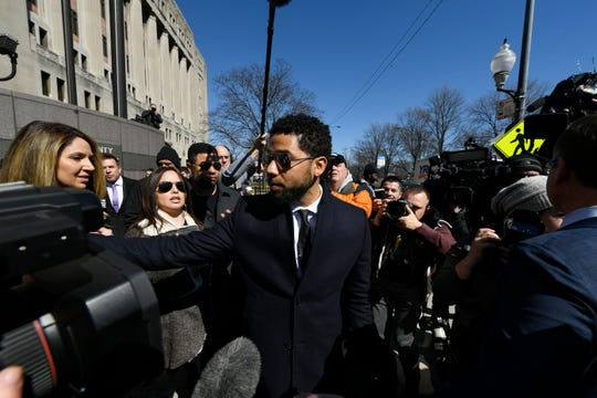 Before actor Jussie Smollett's whopper unraveled, it was wildly parroted by a media too eager to believe anything that confirms its conviction that America if boiling with hate, Finley says.