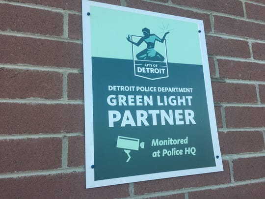 The restaurant, a member of the Project Green Light program, was vandalized Sept. 23.