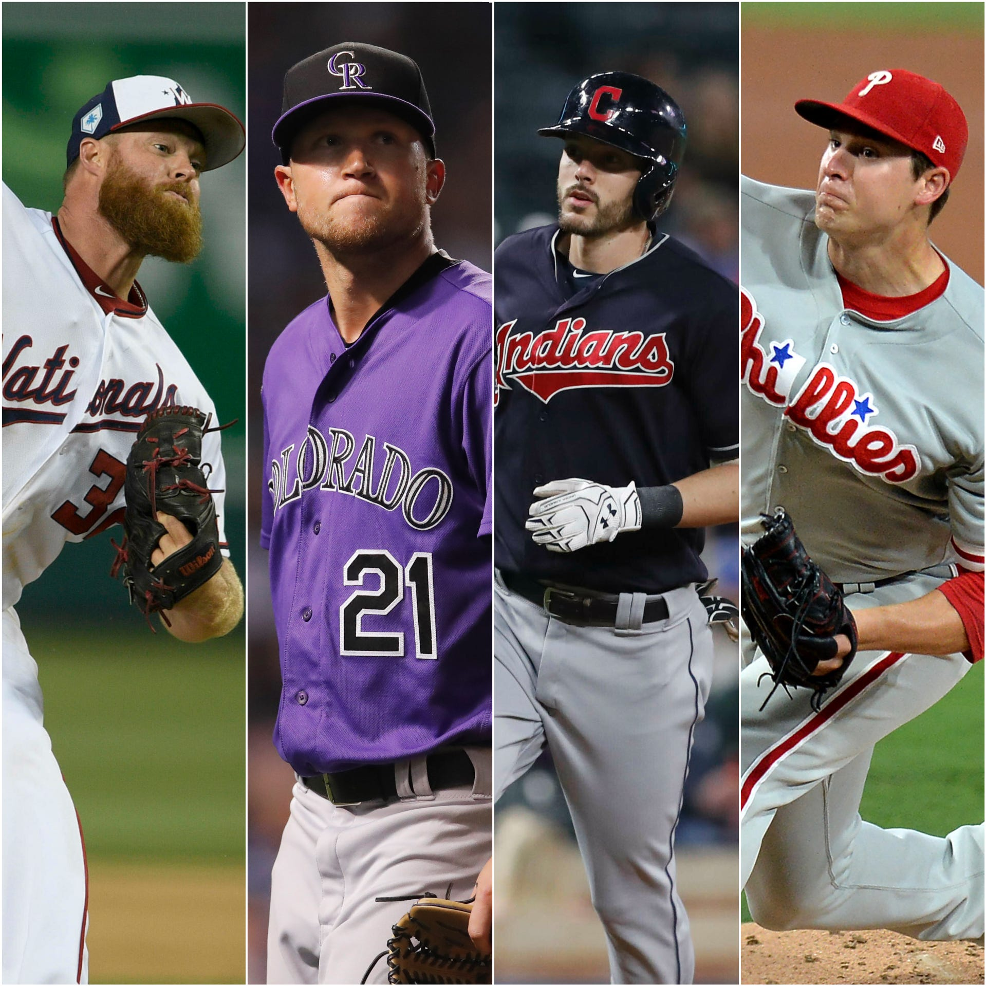On MLB Opening Day, Evansville represented at manager, starting pitcher and shortstop