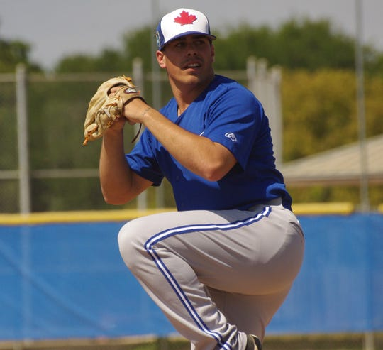 Blue Jays farmhand Justin Watts, a former USI pitcher, was selected in the 37th round of the 2017 draft. He is originally from Bryan, Ohio.