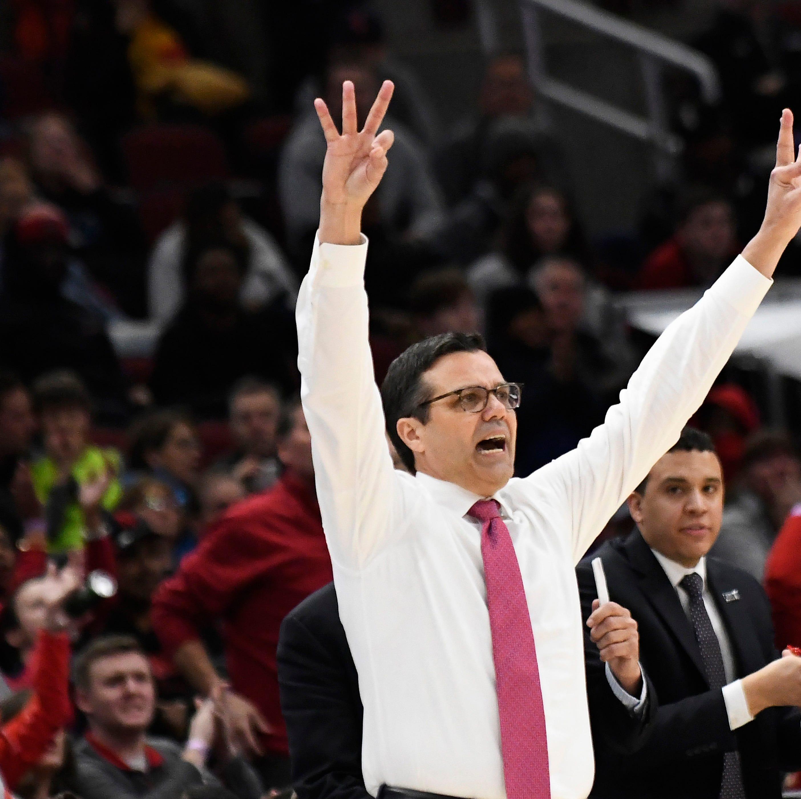 Nebraska fires former CSU basketball coach Tim Miles