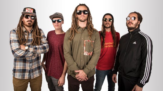 Southwest Florida reggae-rock band SOWFLO