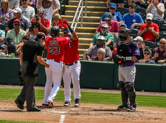 The Twins, following a 5-5 tie with the Colorado Rockies on Tuesday at Hammond Stadium, are headed home after six weeks in Florida.  They open the 2019 season with a 3:10 p.m. game Thursday at home against Cleveland.
