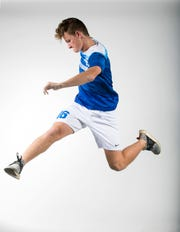 Patrick Horan, Canterbury, soccer, Winter All-Area athletes 2019