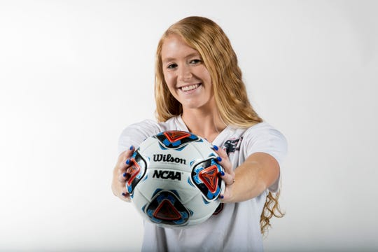 Maggie Struble, Estero, soccer, Winter All-Area athletes 2019