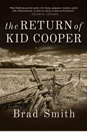 """""""The Return of Kid Cooper"""" by Brad Smith"""