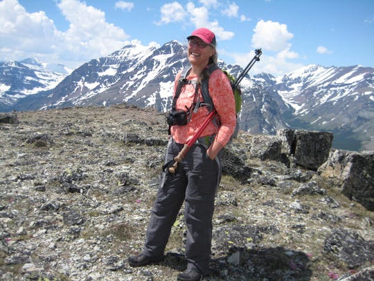 """Becky Lomax of Columbia Falls is a national parks expert and author of the new guidebook """"Moon USA National Parks: The Complete Guide to All 59 Parks."""""""